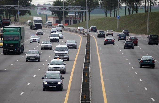 Вводятся временные ограничения нагрузок на оси транспортных средств