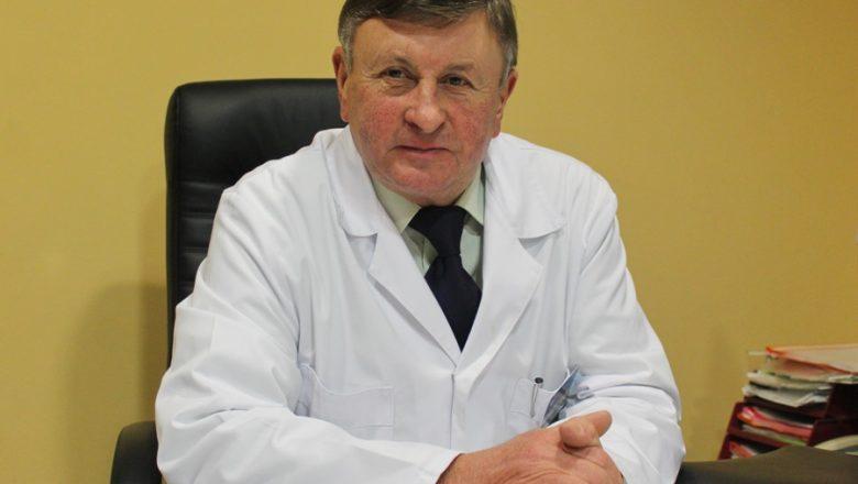 Призвание – медицина, профессия – руководитель. К юбилею Владимира Губаша