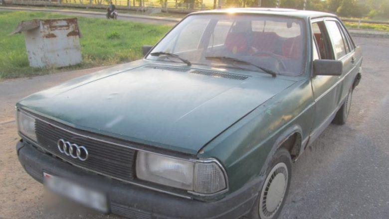Жительница Дзержинска проспала остановку и, чтобы вернуться домой, попыталась угнать Audi