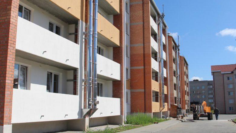 В городах-спутниках столицы увеличат строительство жилья