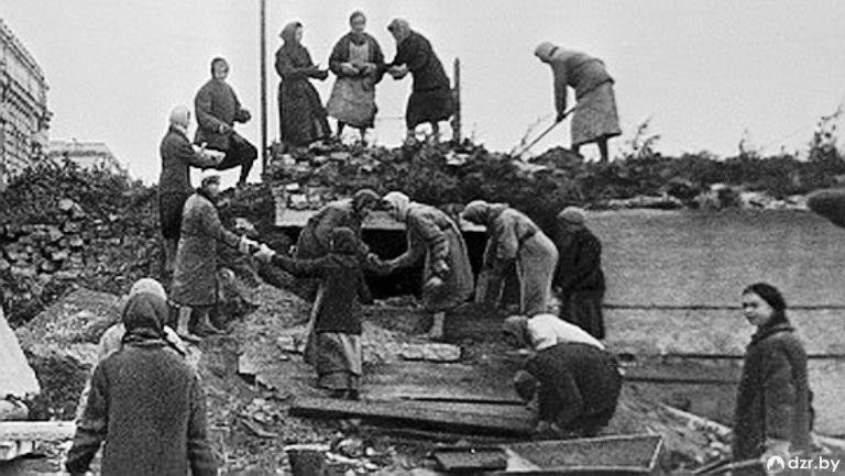 Дзержинщина помнит: они приближали освобождение и Победу