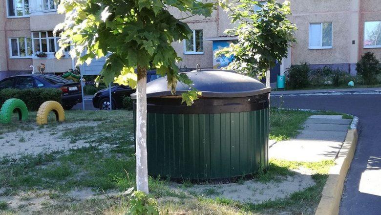 «Чистая» оптимизация: Дзержинское ЖКХ меняет подходы к сбору бытовых отходов