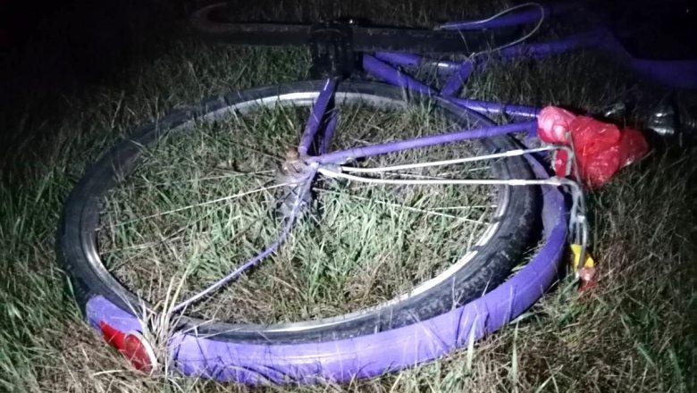 Вечером возле Невеличей был сбит велосипедист. Пострадавший в больнице в тяжелом состоянии