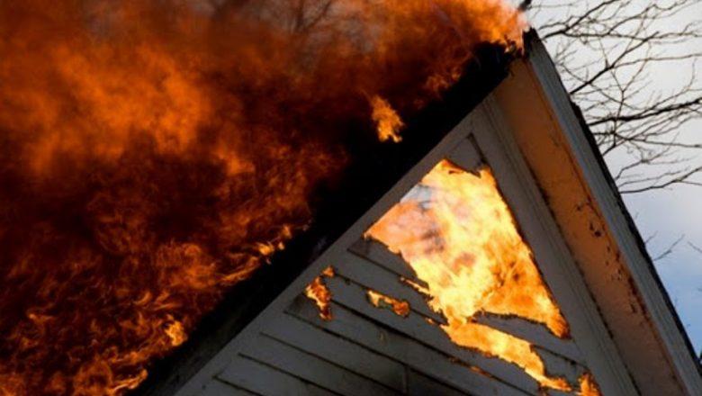 62-летний мужчина спас соседку на пожаре в Дзержинском районе