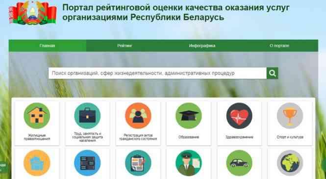 В Беларуси создан инструмент для оценки качества работы госорганизаций