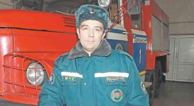 О том, как работали Дзержинские спасатели 20 лет назад
