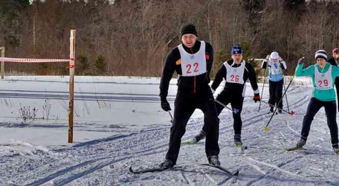 19 января пройдут соревнования по лыжным гонкам
