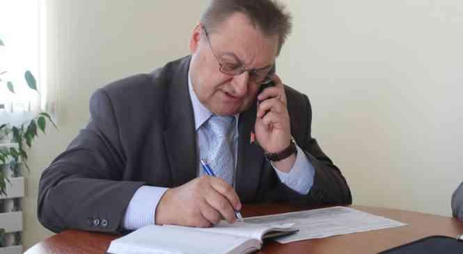 Депутат парламента Юрий Лобач встретится с жителями района в Дзержинске