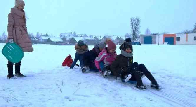 Спортивные выходные в гимназии г. Дзержинска