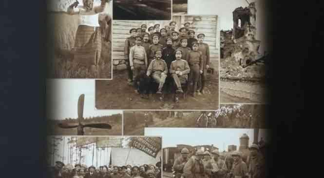 18 января в Дзержинском музее откроется фотовыставка о Первой мировой войне