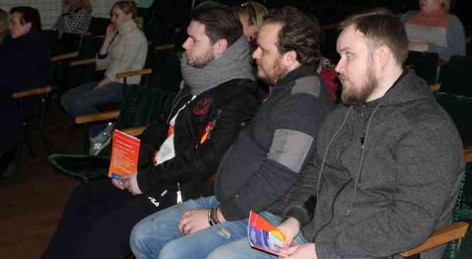 Руководители РОЧС продолжают встречи с населением района