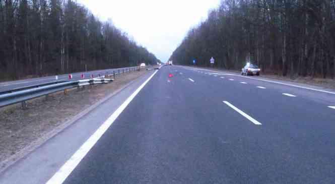 Смертельное ДТП на автодороге М1 : возбуждено уголовное дело