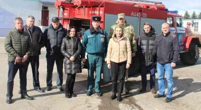 В центре безопасности прошел семинар с руководителями учреждений района