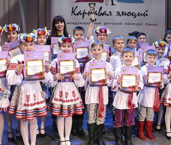 Хореографический коллектив «Белорусочка» выиграл три кубка на международном конкурсе