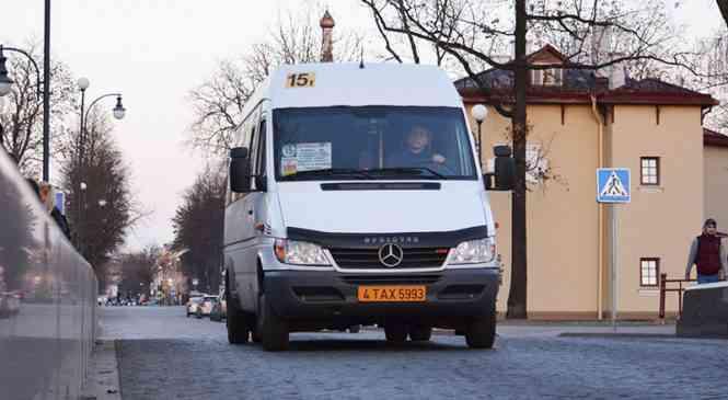 На этой неделе на контроле ГАИ – перевозка пассажиров