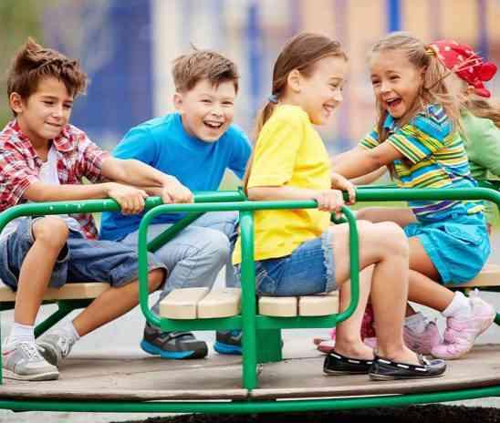 28 апреля детский парк в Дзержинске откроет сезон