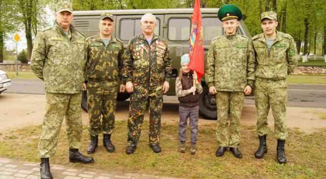 Традиционный автопробег воинской славы ежегодно проходит по Минщине