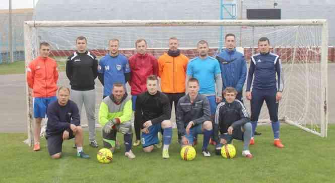 Ливадия-Юни начинает официальный футбольный сезон