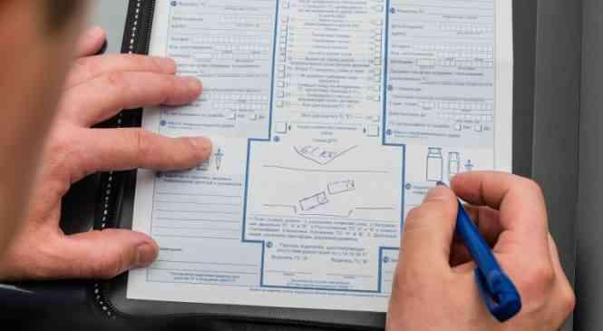 Инструкция по европротоколу. Видеоурок