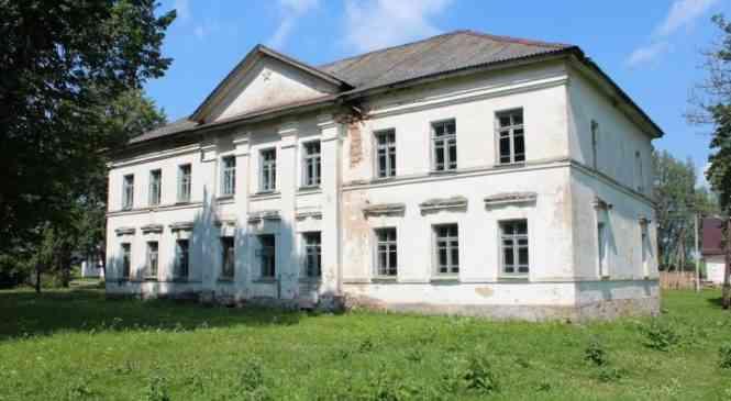 Объявлены общественные обсуждения по восстановлению усадьбы Ваньковичей