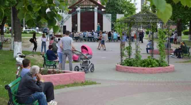 23 июня в Дзержинске пройдет очередной концерт выходного дня