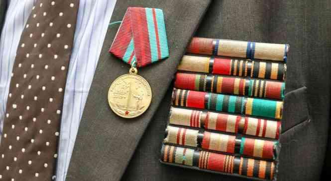 Медаль за свободу: Дзержинщина чествует ветеранов войны