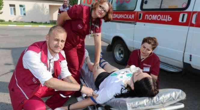 Скорая помощь Дзержинской ЦРБ: люди с особой миссией