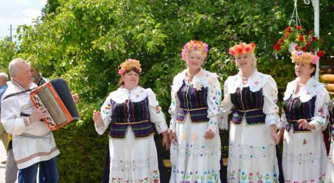 Свята вёскі адзначаць у Янавічах 27 ліпеня