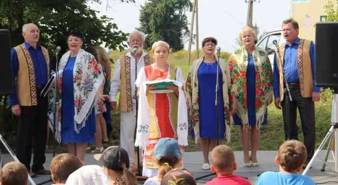 29 чэрвеня свята аб'яднае жыхароў вёсак Крыштафова і Марцінавічы