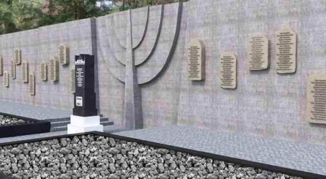 В Дзержинске начались работы над мемориалом на месте расправы над евреями в 1941 году