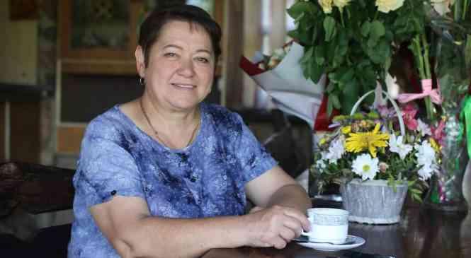 Вера Жданович: с душой и от сердца