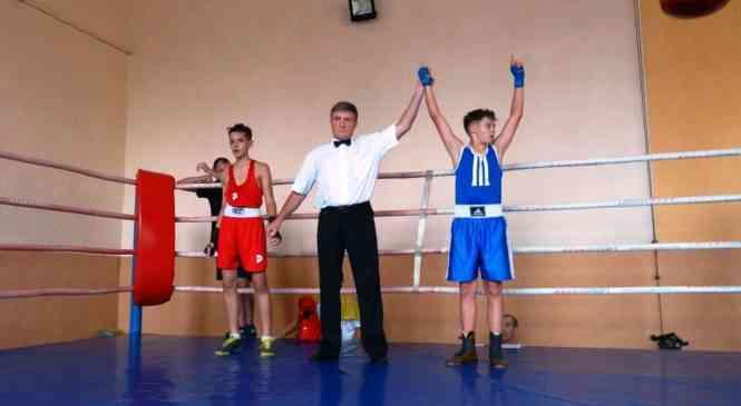 Юные дзержинские боксеры вновь на высоте