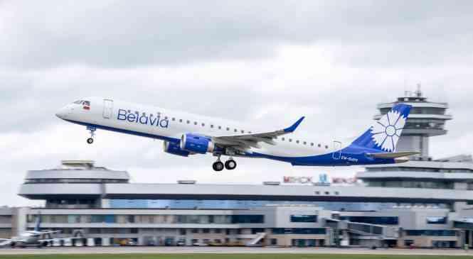 20 евро плюс таксы и сборы за полет туда-обратно: «Белавиа» запустила распродажу
