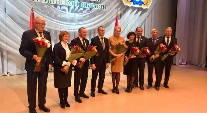 Минская область избрала представителей в Совет Республики. Среди них – Владимир Лукьянов и Олег Суконко