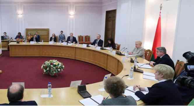 Центризбирком утвердил итоги выборов депутатов Палаты представителей седьмого созыва