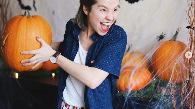 Дзержинский район в Instagram. Посмотрите, как отмечали Хэллоуин в Дзержинске