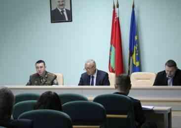 В Дзержинском районе продолжается месячник пожарной безопасности
