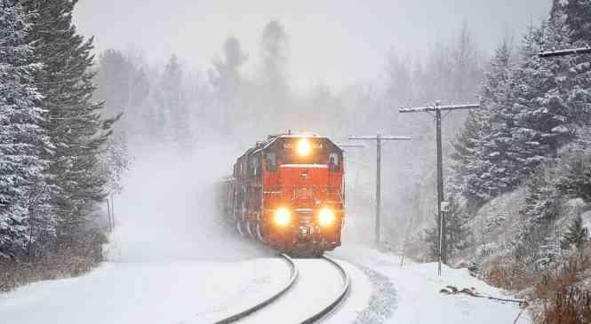 На новогодние праздники БЖД пустит 88 дополнительных поездов