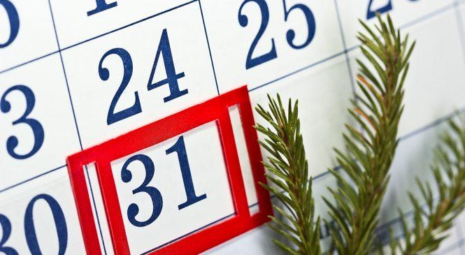 Будет ли выходным 31 декабря?