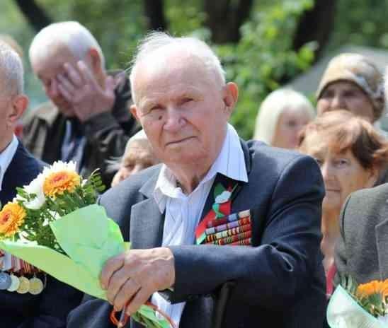 95 — красивая дата Александра Столярова