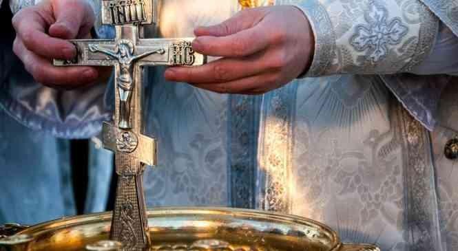 Где в Дзержинском районе можно окунуться на Крещение