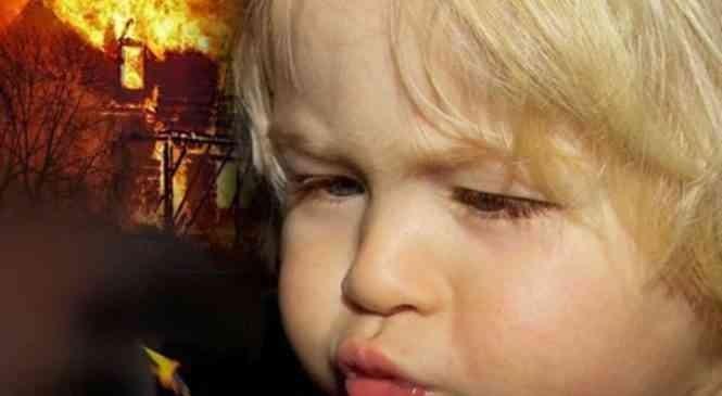 Дзержинский РОЧС предупреждает о трагедиях, связанных с детской шалостью