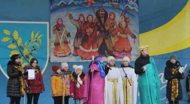Рождественский праздник прошел в Дзержинске