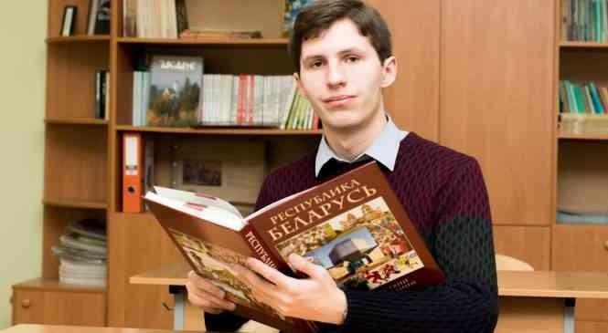 Фанипольчанин Андрей Новицкий стал «Учеником года Минской области-2019»