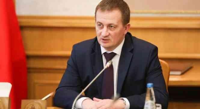 Александр Турчин поздравил жителей центрального региона с днем рождения Минской области
