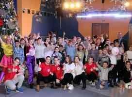 Благотворительная акция «Елка желаний» состоялась в Дзержинском ГДК