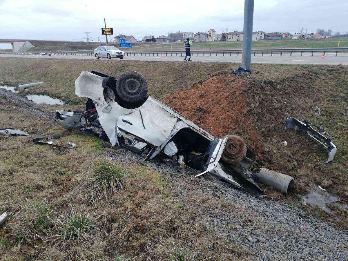 В ДТП в Дзержинском районе пострадали 4 человека, двое из них – дети