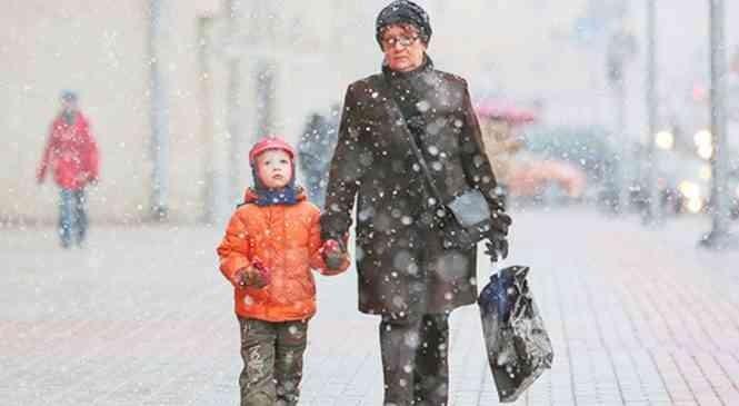 Дождь с мокрым снегом ожидаются в Дзержинске 27 февраля