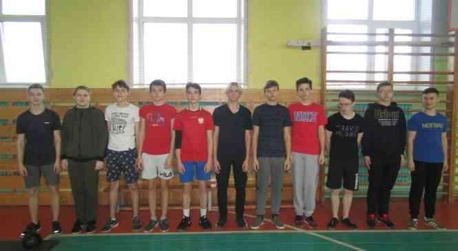 Конкурс «А ну-ка, парни!»-2020 прошел в гимназии г. Дзержинска