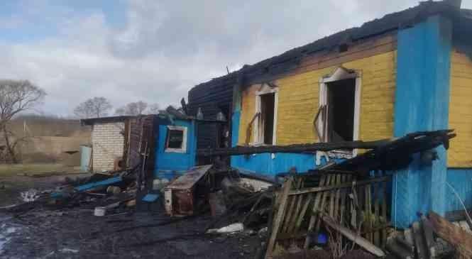 Три случая пожара за прошедшую неделю. Есть погибшие
